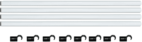 Homebox Fixture Poles