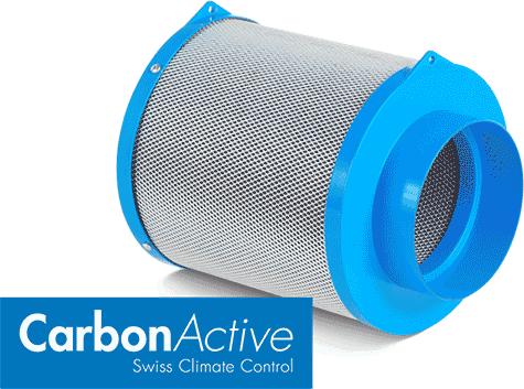 CarbonActive Granulate Filter