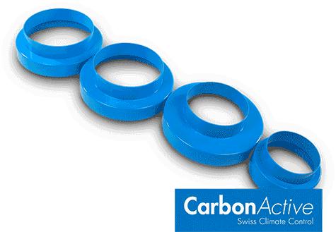CarbonActive Homeline Reduzierung