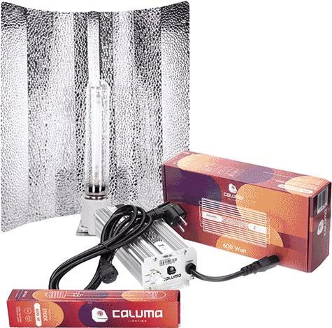 Caluma 600W PRO Kit