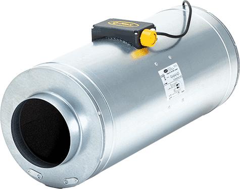 CAN Q-Max AC-Motor (schallgedämmt)