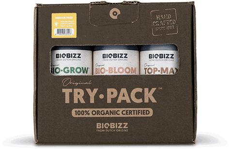 BioBizz Try-Pack