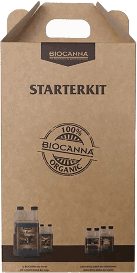 Canna Bio Starterset