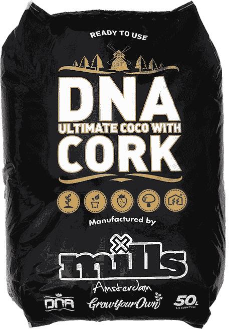 Mills DNA Coco & Cork