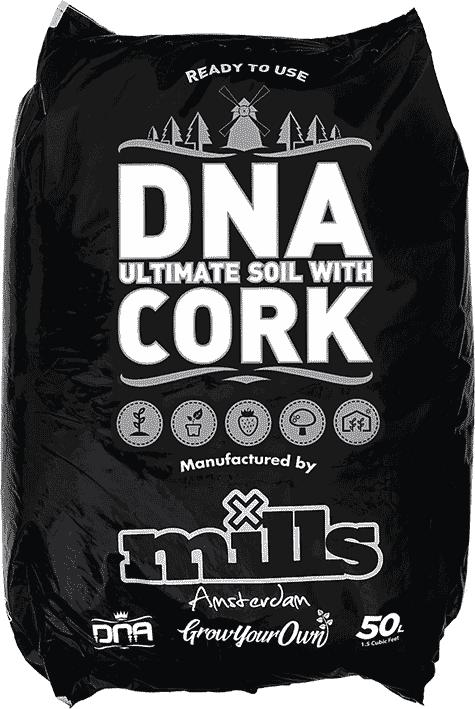 Mills DNA Erde & Cork