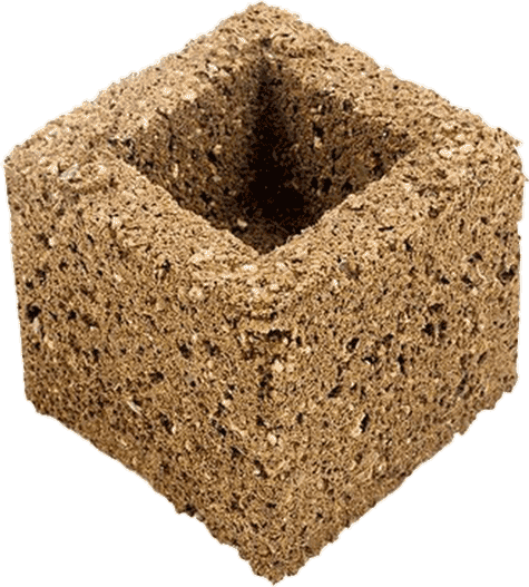 Eazy Block 7,5 x 7,5 x 6 cm