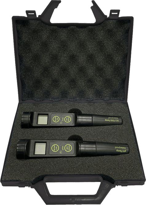 Milwaukee MI5560 Kofferset PH55 und EC60