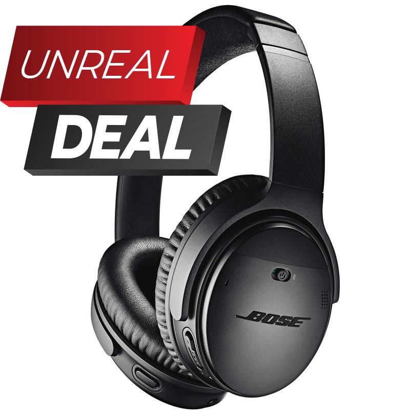 Bose QuietComfort® 35 Wireless Headphones II