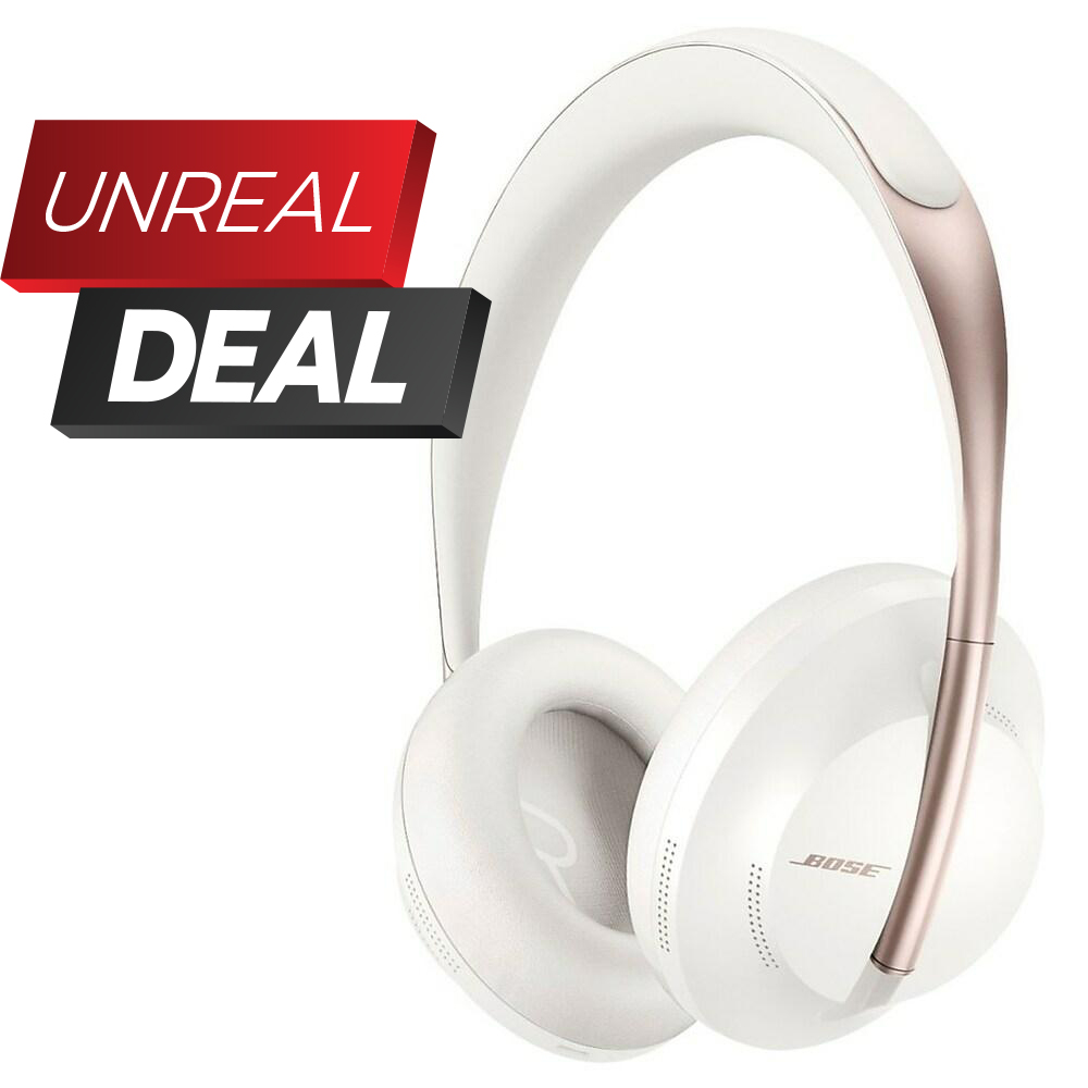 Bose® Noise Cancelling Headphones 700 in Soapstone