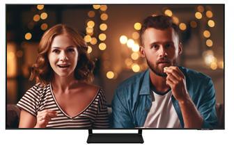 "SAMSUNG 85"" Q72A QLED 4K HDR10+ SMART TV"