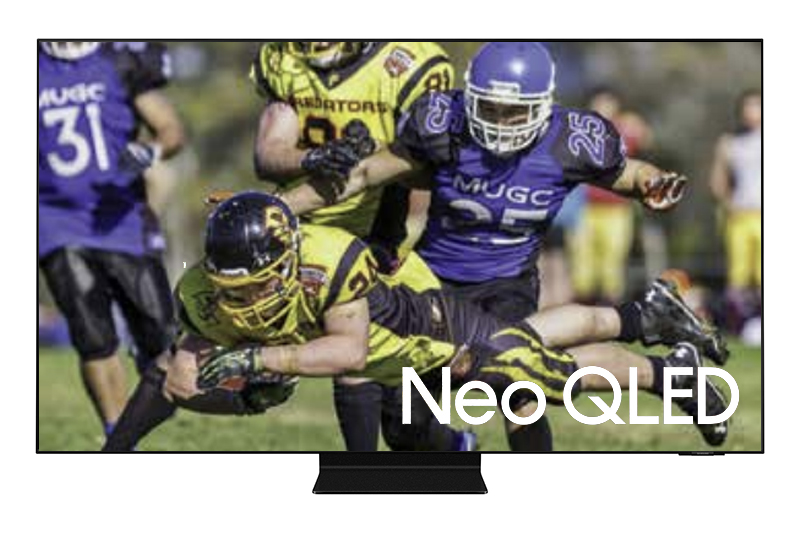 "SAMSUNG 55"" QN90A NEO QLED 4K HDR10+ SMART TV"