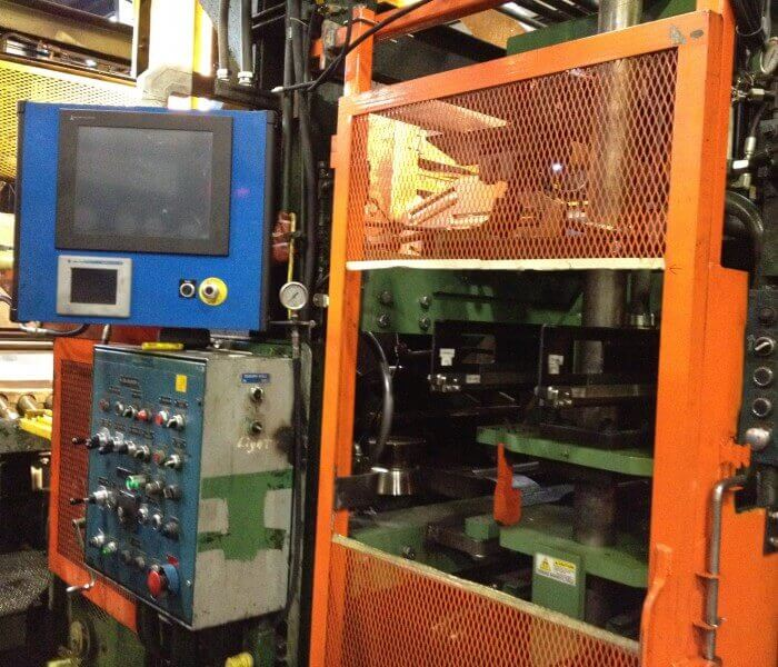 Automatic surface inspection of ferrous and non-ferrous (copper, aluminum) ingots, plates, and strip