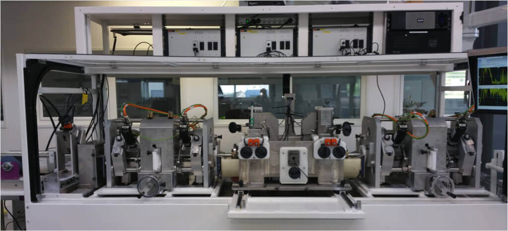 Integration of POWER UT to perform bars and tubes inspection