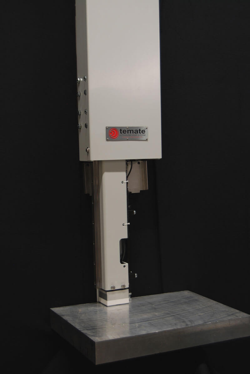 TEMATE TG-IL, the  EMAT solution designed for measuring thickness of metallic materials