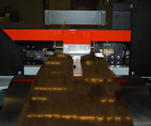 Laminated strip inspection system performing coin stock inspection
