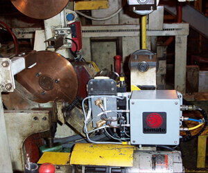 Coil Welds in Mill Finishing Lines