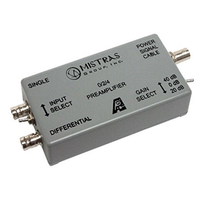 Standard Acoustic Emission Preamplifiers