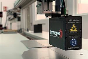 Laser camera system designed for tailor welded blanks inspection