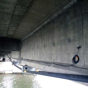Structural Integrity of Bridges tested with Acoustic Emission Techniques