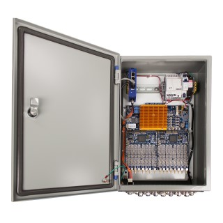 Sensor Highway III for ourtdoor remote on-line monitoring based on Acoustic Emission technology