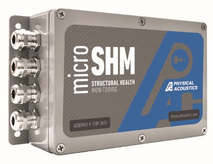 Micro-SHM — Structural Health Monitoring System