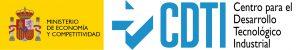 Spanish CDTI logo