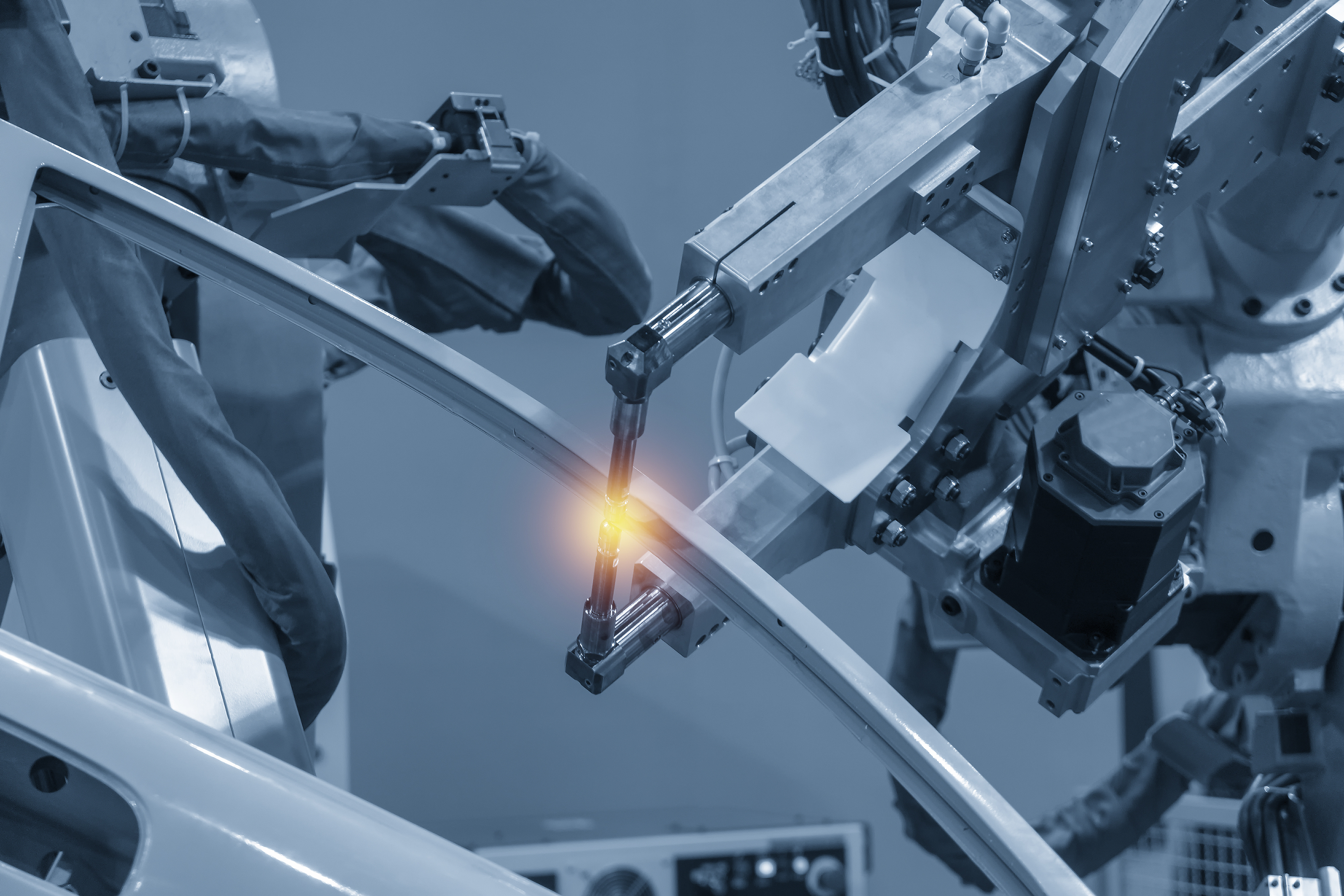 AUTOSPOT: World first automated and contactless laser acoustics spot weld in-line inspection system