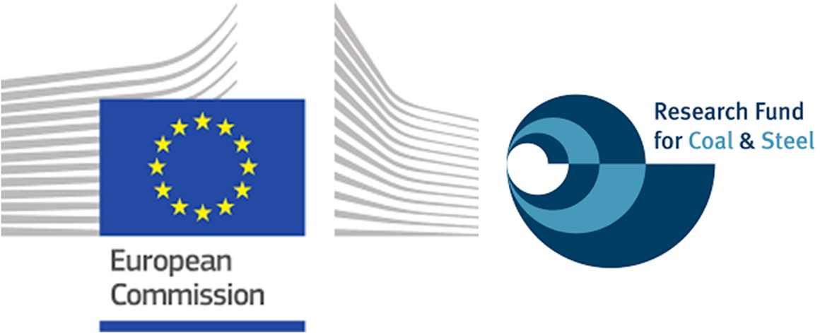 European Commission and Research Fund for Coal and Steel logos