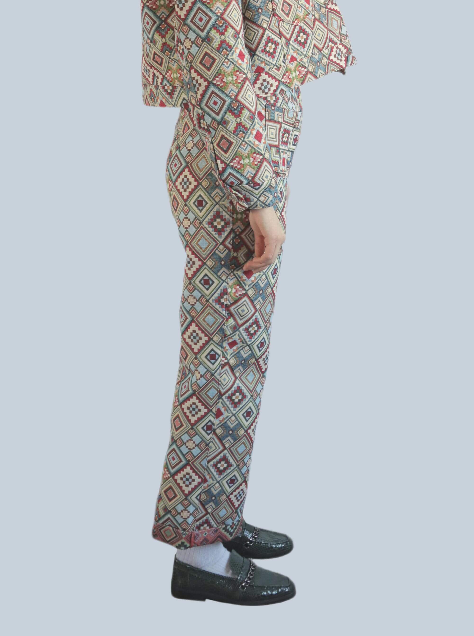 Tapestry Jackie Trousers
