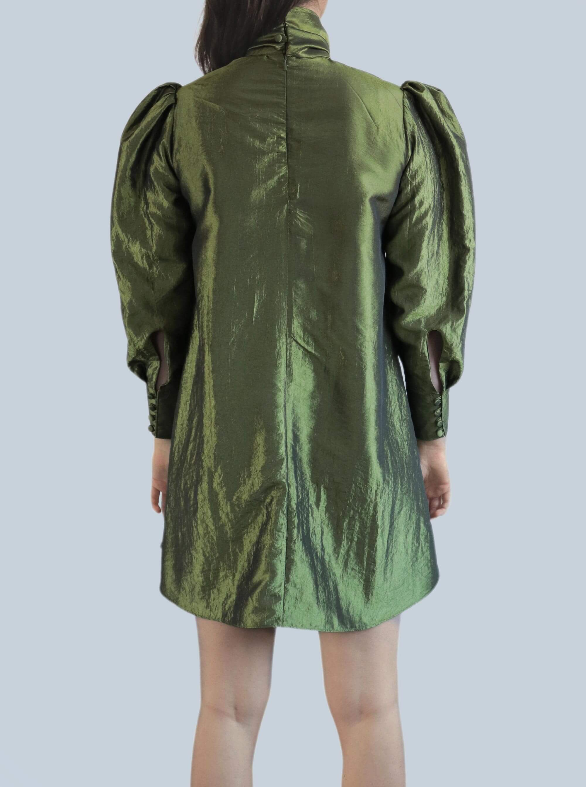 Rose Lee Dress in Green