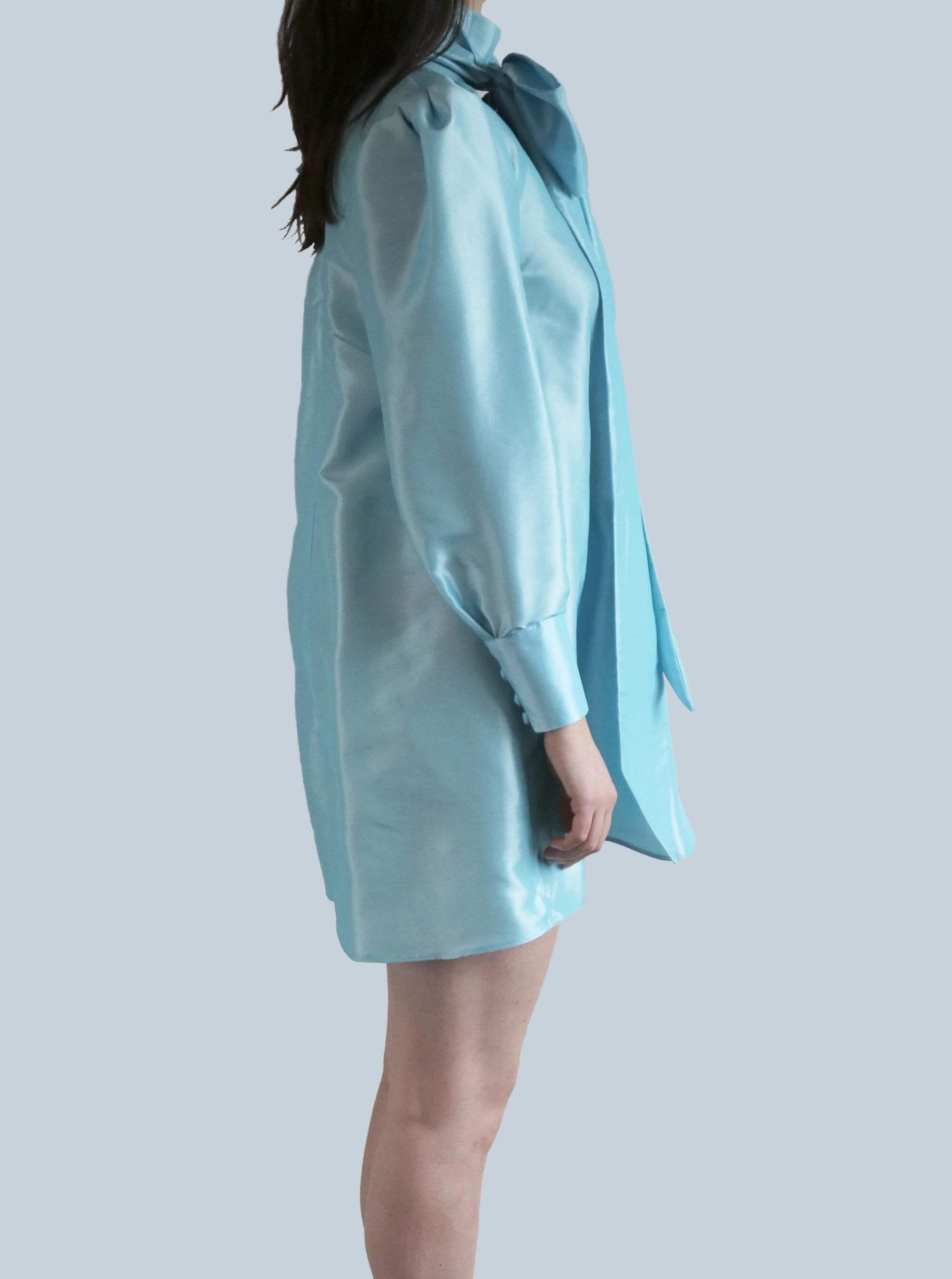 Rosa Lee dress in blue
