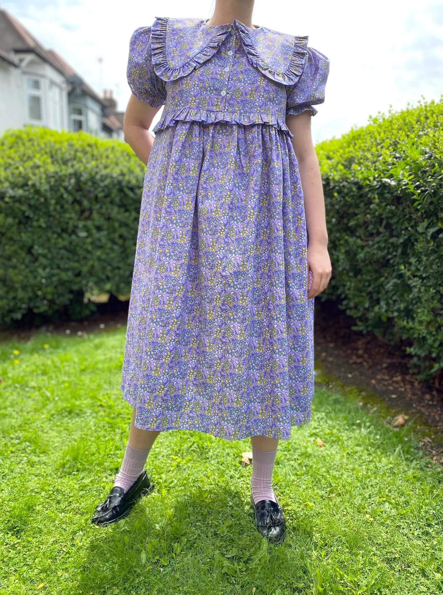 Wilhelmina Dress - Floral