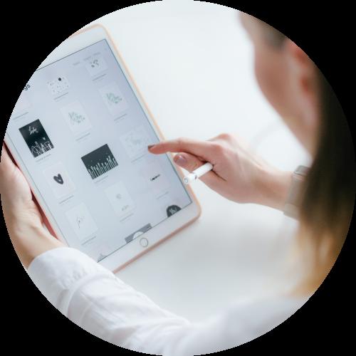 Digitalisierung für einfach Abläufe
