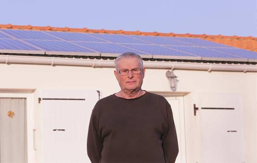 découvrez ce que pense M. Menard de son expérience pour la maintenance photovoltaïque avec nouvel'r