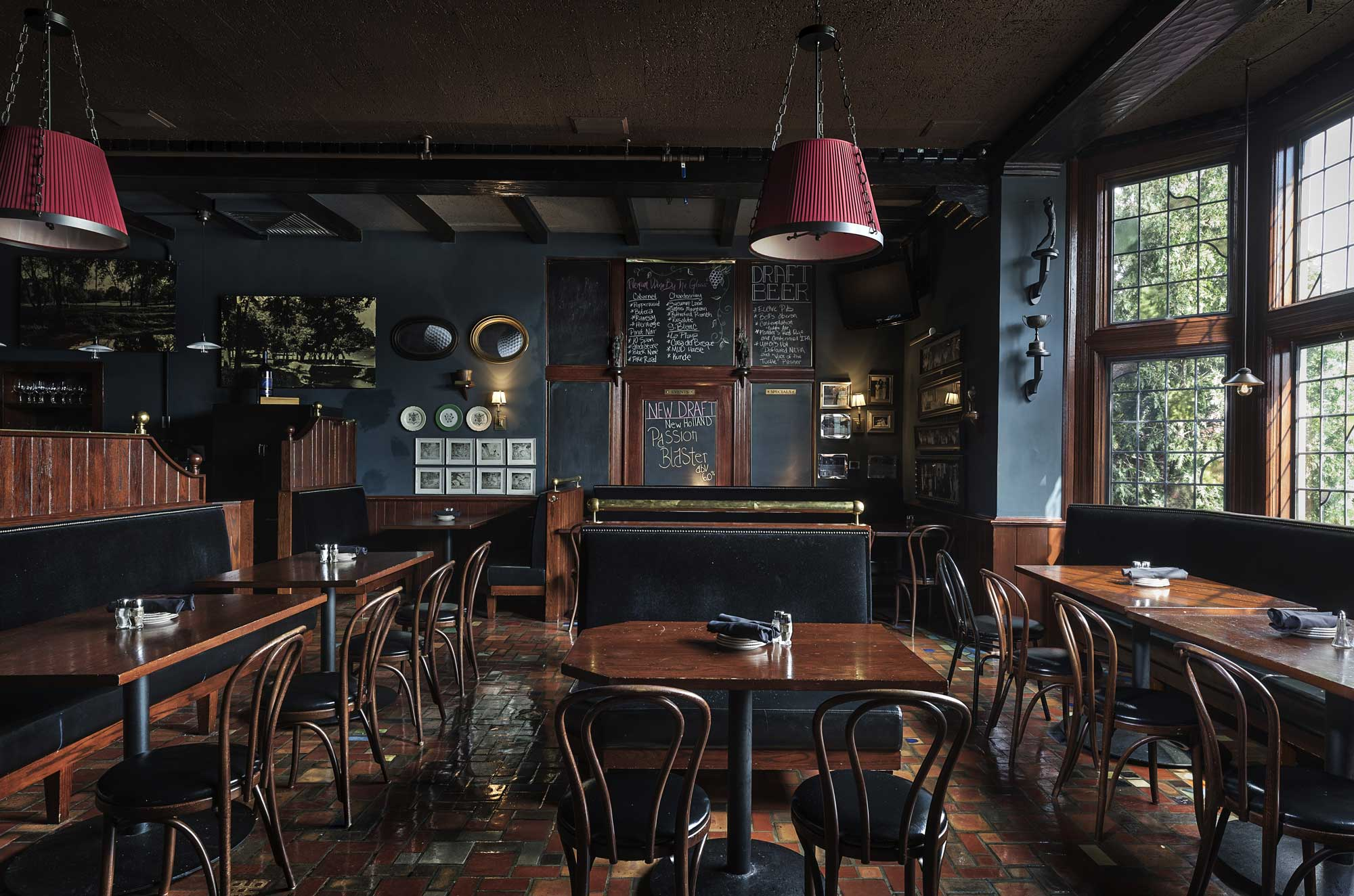 Birmingham Country Club restaurant