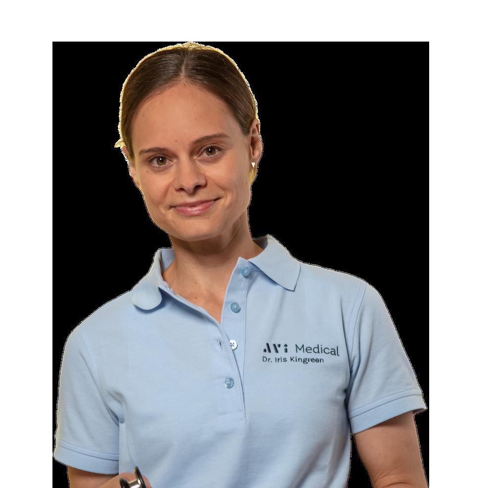 Dr. Iris Kingreen