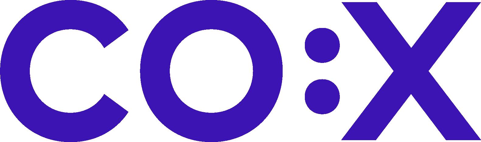 Logo von CO:X