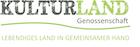 Logo von Kulturland-Genossenschaft