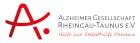 Logo Alzheimer Gesellschaft Rheingau-Taunus e.V.