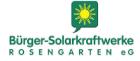 Logo Bürger-Solarkraftwerke Rosengarten eG