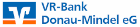 Logo VR-Bank Donau-Mindel eG