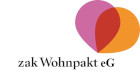 Logo zak Wohnpakt eG