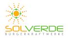 Logo Solverde Bürgerkraftwerke Energiegenossenschaft eG