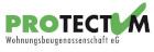 Logo Protectum Moderne Wohnungsbaugenossenschaft eG
