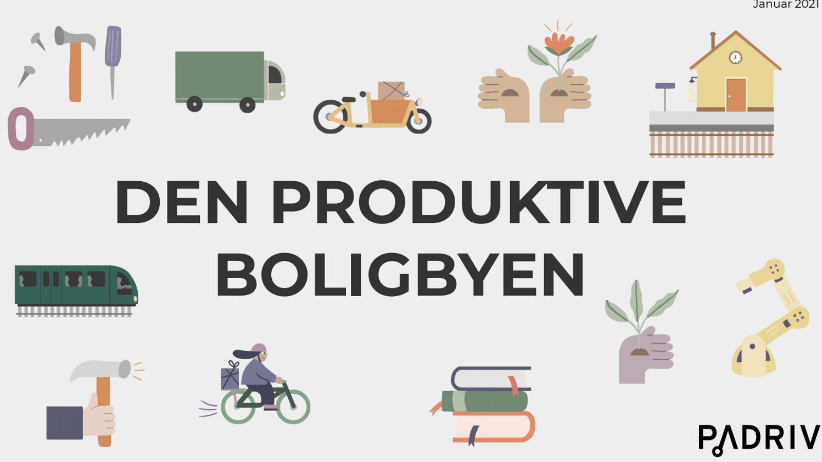 Produktiv boligby på Breivoll