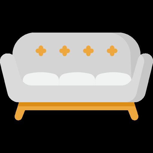 3 Seater Sofa - £61