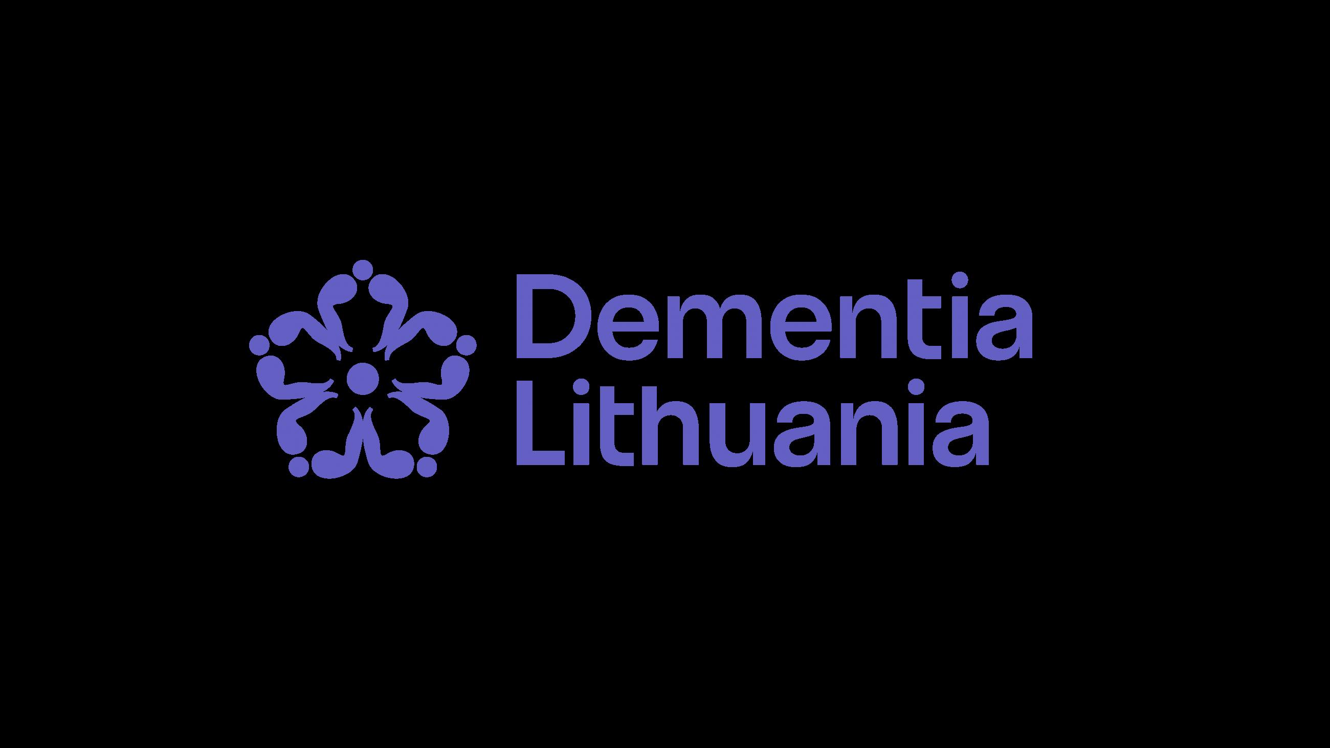Dementia Lithuania logo
