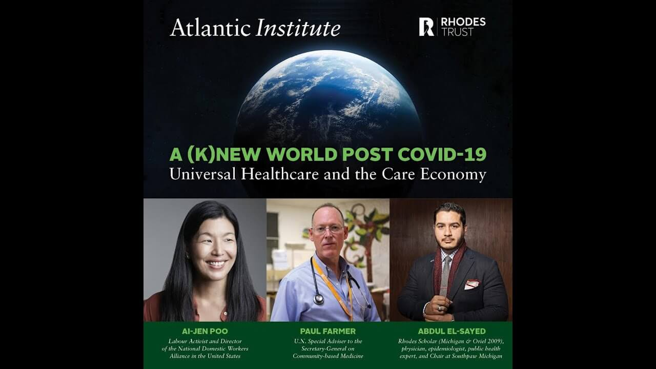 Universal Healthcare Coverage and the Care Economy: Webinar 2020
