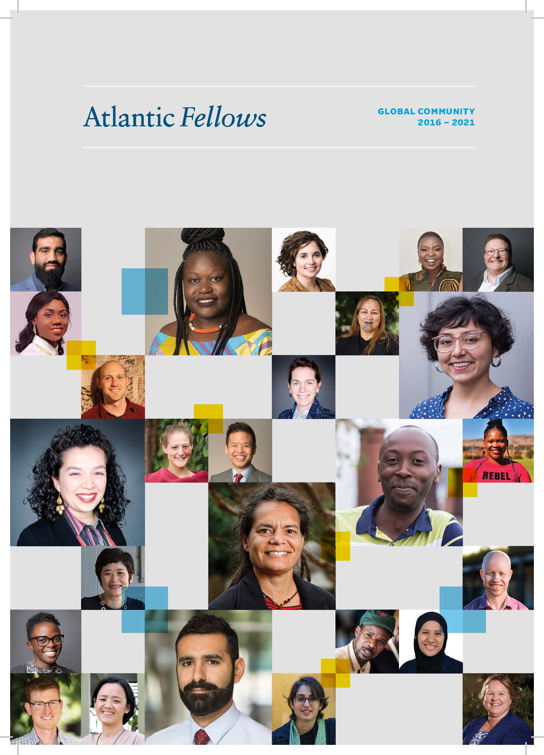 Welcome to the Atlantic Fellows community
