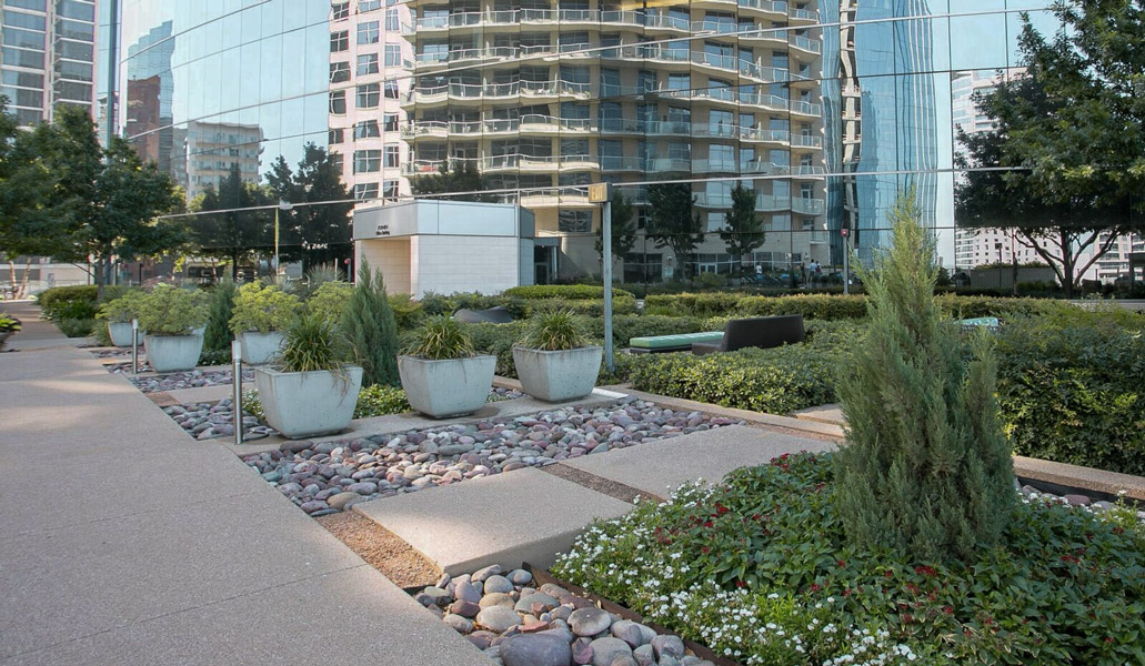 Offices - campus environment professional landscaping